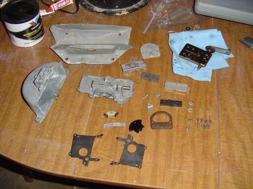 MattsOldCars.com - American Restoration - Vacuum Wiper Motor
